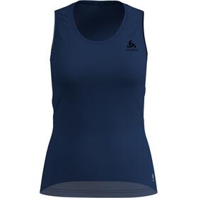 Odlo Active F-Dry L Koszulka bez rękawów Kobiety, estate blue